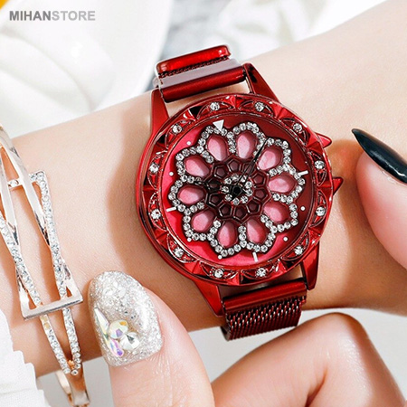 ساعت مچی زنانه و دخترانه چنل Chanel مدل روتیشن Chanel Rotation watch