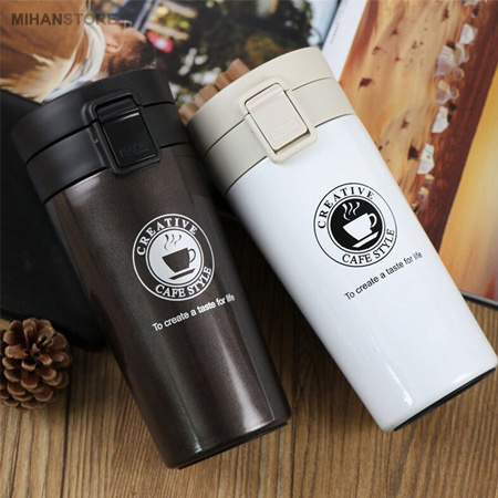 ماگ سفری مدل Enjoy The Coffee