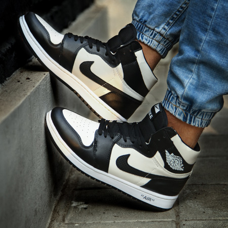 عکس محصول کفش ساقدار مردانه Nike مدل jordan