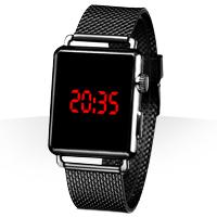 خرید پستی ساعت LED صفحه لمسی طرح Apple اصل