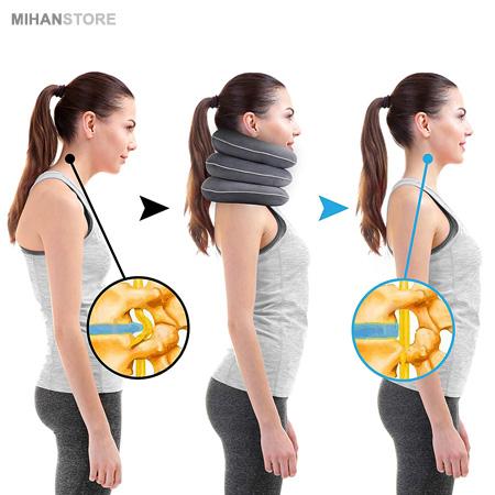 خرید آسان بالش طبی دورگردنیRokea, بالش طبی دورگردنی Rokea, بالش طبی دورگردنی روکئا Rokea, بالش, بالش طبی, بالش طبی دورگردنی, درمان در شانه و گردن, پیشگیری از درد گردن و شانه, Rokea Cervical TractionApparatus, بالشت طبی برای گردن و شانه درد