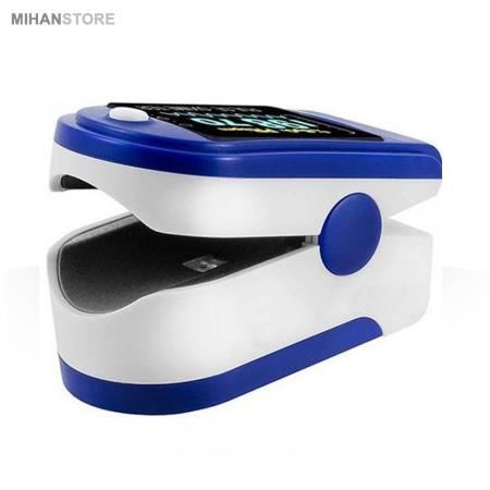 پالس اکسیمتر سنجش اکسیژن و ضربان قلب Fingertip Pulse Oximeter LK88