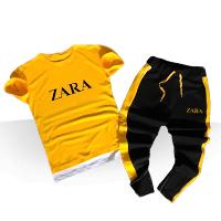 خرید پستی ست تی شرت و شلوار Zara اصل
