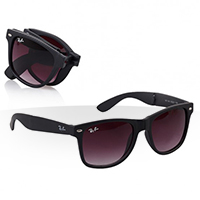 خرید پستی عینک آفتابی ریبن تاشو مدل B-18 اصل