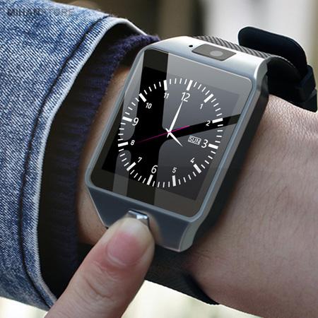 ساعت هوشمند مدل smart watch DZ09