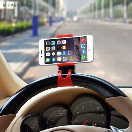 عکس محصول نگهدارنده موبایل فرمان خودرو