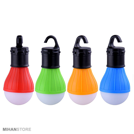 عکس محصول لامپ LED سیار - LED Tent Lamp